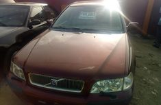 2002 Volvo S40 Petrol Manual Red for sale