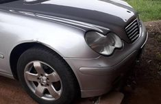 Mercedes-Benz 200 2002 Gray  for sale