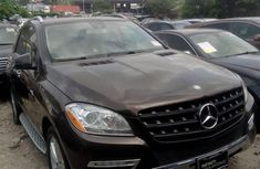 Mercedes-Benz ML350 2013for sale