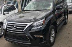 2016 Lexus GX Automatic Petrol Black for sale