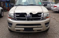 2017 Ford Expedition Gold Petrol Automatic For Sale