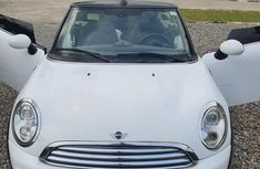 Mini Convertible 2015 White for sale
