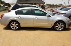 Nissan Maxima SE 2006 Silver for sale