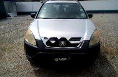 2005 Honda CR-V Petrol Automatic Silver For Sale