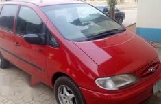 Ford Galaxy 2009 Red for sale