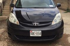 Toyota Sienta 2008 Black  for sale