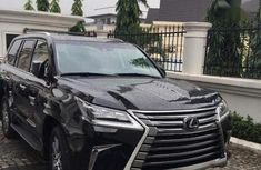 New Lexus LX 2017 Blue for sale