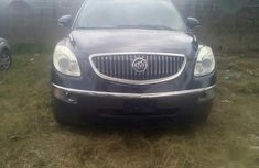 Buick Enclave 2008 Black color for sale