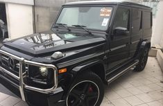 Mercedes-Benz G63 2018 Automatic Petrol Black for sale
