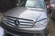 Mercedes-Benz C300 2008 Beige for sale