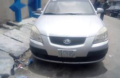 Kia Rio 2006 Silver for sale