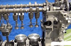 Enjoy as we explain Multiple Valve System in cars, their history and technical aspects