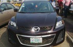 Mazda CX-7 2010 i Sport Brown for sale