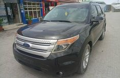 Ford Explorer 2012 Green for sale