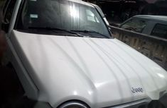 Jeep Liberty 2007 Limited 4x4 White for sale