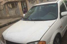 Mazda 323 2000 White for sale