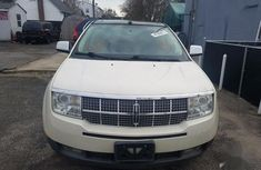 Lincoln MKX 2009 AWD White  for sale