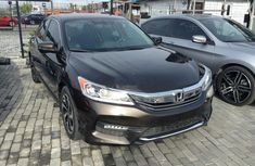 Honda Accord 2016 Brown for sale