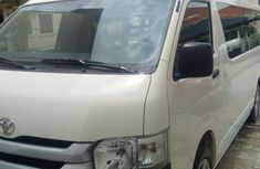 New Toyota HiAce 2017 White for sale
