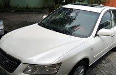 Hyundai Sonata 2.4 GLS 2008 White for sale