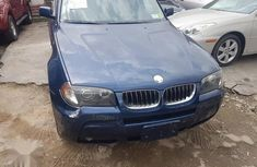 BMW X3 2006 3.0i Blue for sale