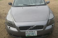 Volvo S40 2.4 Automatic 2004 Gray for sale