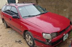 Toyota Carina 2001 Red for sale