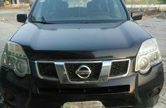 Nissan X-Trail 2011 Black for sale