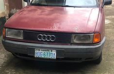 Audi 80 1996 Red  for sale