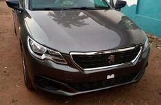 New Peugeot 301 2018 Gray  for sale