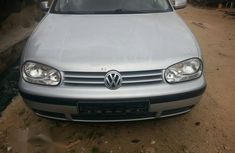 Volkswagen Golf 1.6 Automatic 2001 Silverfor sale