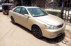 Toyota Camry 2005 2.4 WT-i Gold for sale