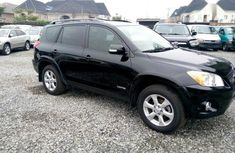Toyota RAV4 2008 Limited V6 Black for sale