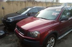 Volvo XC90 2005 Red for sale