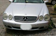 Mercedes-Benz CL 2003 Silverfor sale