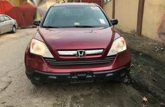 Honda CR-V 2010 Orange for sale
