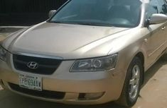 Hyundai Sonata 2008 Beige for sale