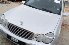 Mercedes-Benz C180 2003 Gray for sale