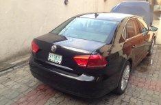 Volkswagen Passat 2012 2.5 SE Automatic Black for sale