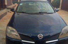 Nissan Primera 2005 Blue for sale