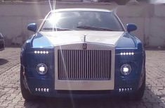 Rolls-Royce Phantom 2018 Blue for sale
