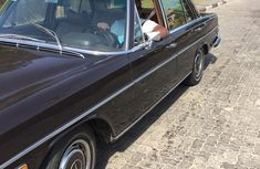 Mercedes-Benz 280E 1970 Brown for sale