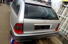 Mercedes-Benz C240 2000 Silver for sale