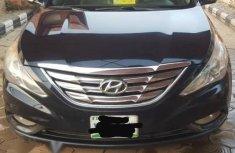 Hyundai Sonata 2012 Black for sale