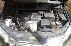 Toks Toyota Venza 2010 Black for slae