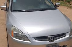 Honda Accord Automatic 2005 Gray for sale