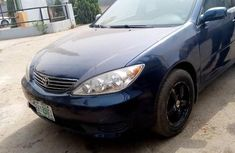 Toyota Camry 2006 Bluefor sale