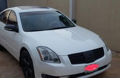 Nissan Maxima 2006 SE White  for sale