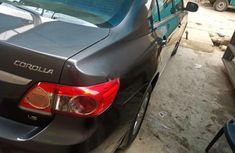 2012 Silver Toyota Corolla for sale