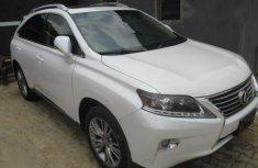 Lexus RX350 2013 White  for sale